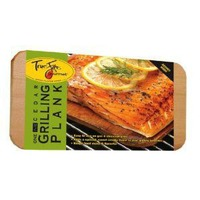 True Fire Gourmet Cedar Grilling Planks