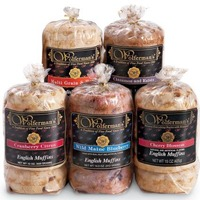Wolferman's Signature Wild Maine Blueberry English Muffins