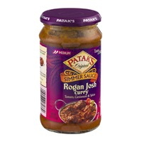 Patak's Original Simmer Sauce Rogan Josh Curry