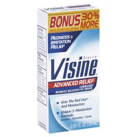 Visine® Vsine Advanced Relief Redness/Irritation Relief