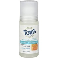 Tom's of Maine Citrus Zest Natural Confidence Deodorant Crystal