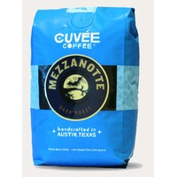 Cuvee Coffee Mezzanotte Dark Roast Whole Bean Coffee