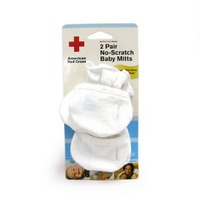 American Red Cross No Scratch Baby Mittens