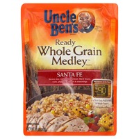 Uncle Ben's Ready Santa Fe Whole Grain Medley Pouch