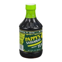 Pappy's Instant Tea Sassafras Concentrate
