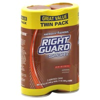 Right Guard Sport Original Aerosol Deodorant