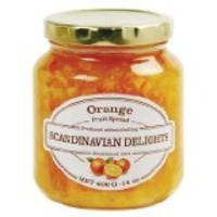 Elki Gourmet Orange Marmalade Jam From Denmark