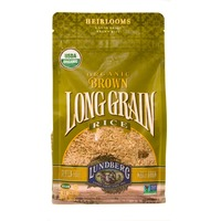 Lundberg Family Farms Organic Brown Long Grain Rice