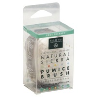 Earth Pumice Brush, Natural Sierra