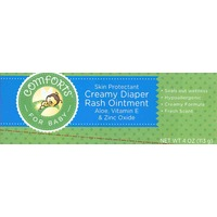 Comforts For Baby Creamy Diaper Rash Ointment