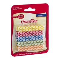 Betty Crocker Birthday Candles Confetti - 20 CT