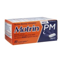 Motrin® PM Coated Caplets