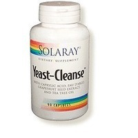 Solaray Yeast-cleanse Dietary Supplement
