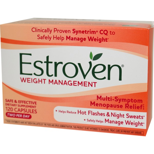 Costco Delivery From Store: Estroven Weight Management 120 Count Multi Symptom