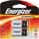 Energizer Specialty Lithium 123A