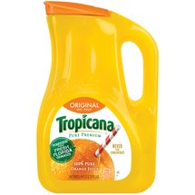 Tropicana Pure Premium Original 100% No Pulp Orange Juice