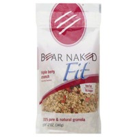 Bear Naked Fit Triple Berry Granola