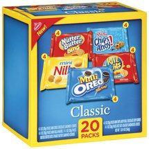 Nabisco Classic Cookies & Crackers Variety Pack