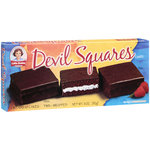 Little Debbie Snacks Devil Squares
