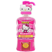 Firefly Hello Kitty Melon Kiss Flavor Anticavity Fluoride Rinse