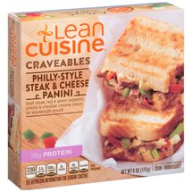 Lean Cuisine Casual Eating Classics Philly Style Steak & Cheese Panini