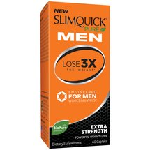 Slimquick Pure Men Extra Strength Weight Loss Dietary Supplement Caplets