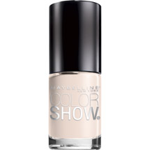 Maybelline Color Show Nail Lacquer Go Nude