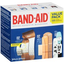Band-Aid Value Pack Adhesive Bandages