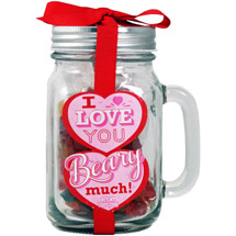 Mason Jar with Candy