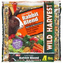 Wild Harvest Super Premium Rabbit Blend Pet Food
