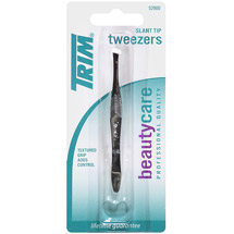 Trim Beauty Care Slant Tip Tweezers