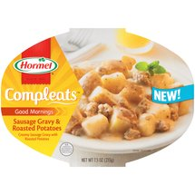 Hormel Compleats Good Mornings Sausage Gravy & Roasted Potatoes