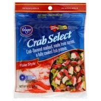 Flake Style Crab Select Imitation Crab Meat