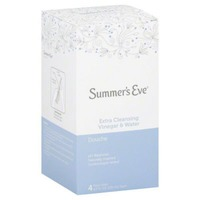 Summer's Eve Extra Cleansing Vinegar & Water 4.5 Oz Units Douche