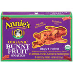 Annie's Homegrown Organic Bunny Berry Patch Fruit Snacks