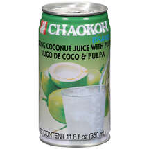 Chaokoh Young Coconut With Pulp Juice