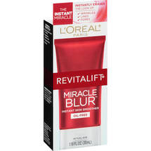 L'Oreal Paris Revitalift Miracle Blur Oil-Free Instant Skin Smoother
