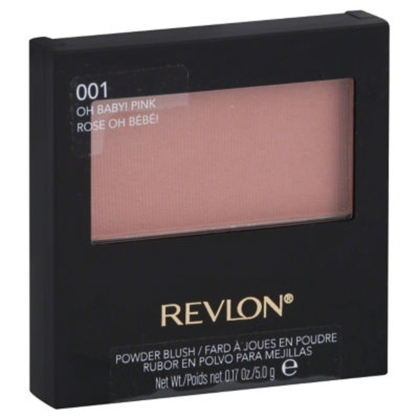 Revlon Powder Blush - Oh Baby! Pink