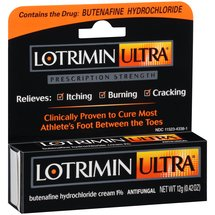 Lotrimin Ultra Prescription Strength Antifungal Cream