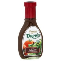 Drews Organic Aged Balsamic Dressing & Quick Marinade