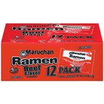 Maruchan Instant Lunch Beef Ramen Noodle Baby Pack