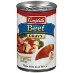 Campbell's Made With Beef Stock Beef Gravy