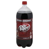 Dr. Pepper Diet Caffeine Free Soda