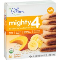 Plum Organics® Pumpkin Banana Bar