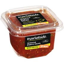 Marketside Chipotle Garlic Medium Salsa