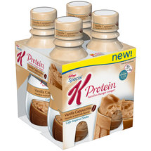 Kellogg's Special K Protein Vanilla Cappuccino Cafe-Inspired Shakes