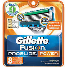 Gillette Fusion ProGlide Power Razor Cartridge Refills