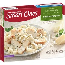 Weight Watchers Smart Ones Chicken Fettucini