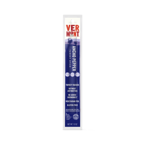 Vermont Smoke & Cure® Vermont Ancho Pepper Turkey Stick