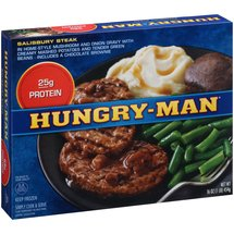 Hungry-Man Salisbury Steak